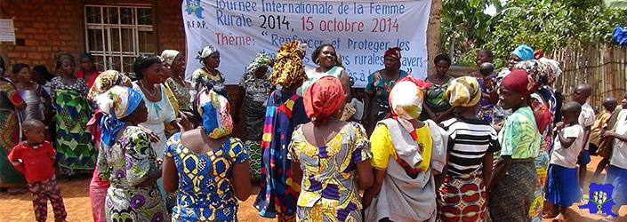 Journée internationale de la femme rurale